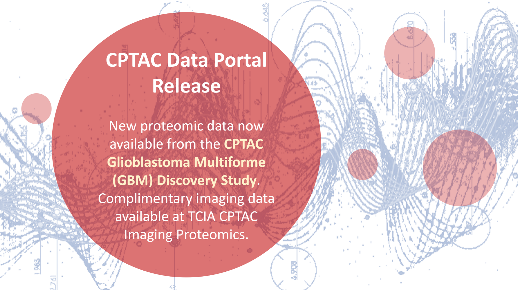 CPTAC Data Portal Announcement