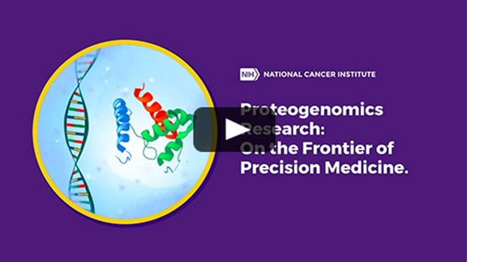Proteogenomics video - CPTAC